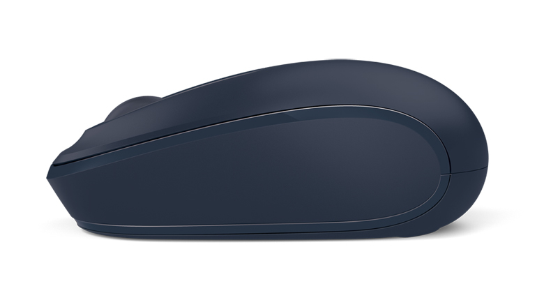 Wireless Mobile Mouse 1850 (3 knoppen, blauw)