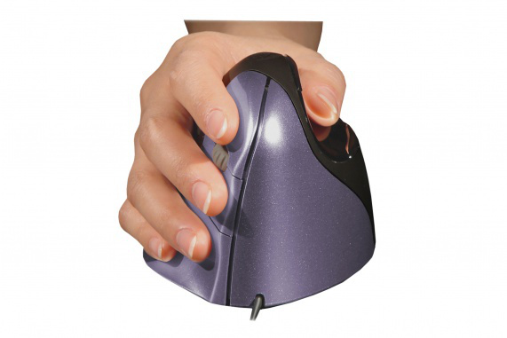 Evoluent 4 Vertical Mouse (small, rechtshandig)