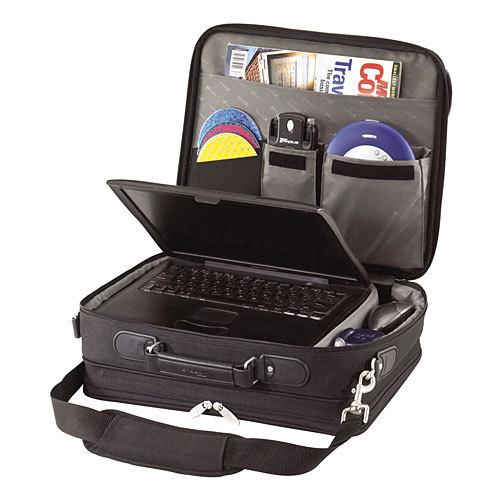 CNP1 Notepac Plus (zwart, nylon)