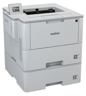 HL-L6400DWT Laserprinter (A4, 256 MB, 50/12 ppm, 1200 x 1200 dpi, LAN, WLAN, NFC, USB 2.0)