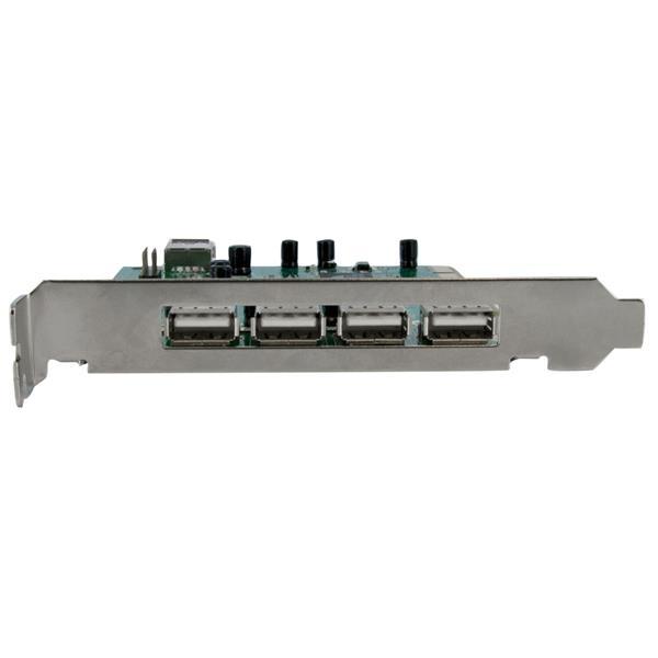 PCI USB Adapter (7 poorten)