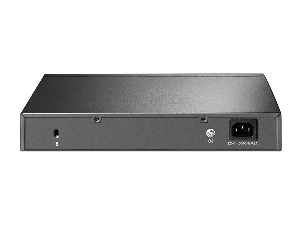 T2500G-10TS JetStream Managed Switch (8 x 10/100/1000 + 2 x Gigabit SFP, rack-mountable)