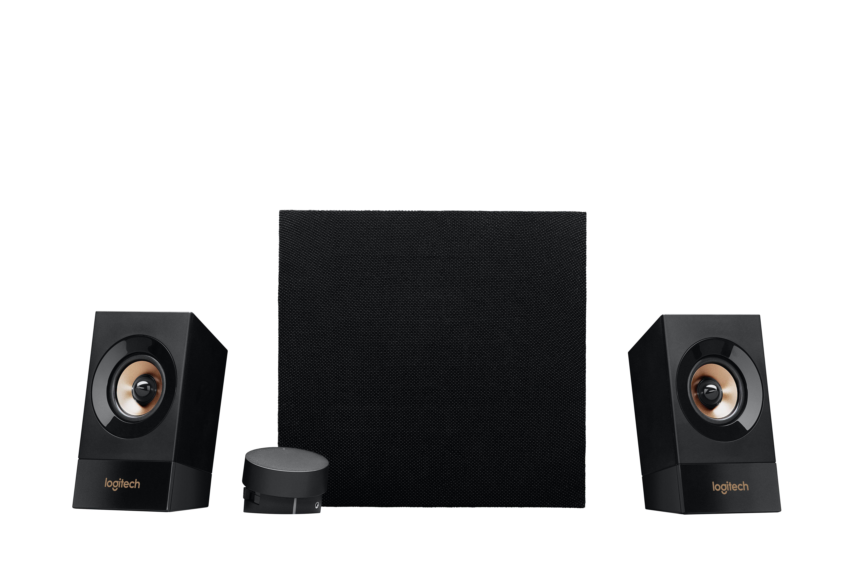 Z533 Speaker system (2.1-channel, 60 Watt, zwart)
