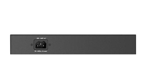 DGS-1008MP Desktop Gigabit PoE+ Switch (8 poorten)