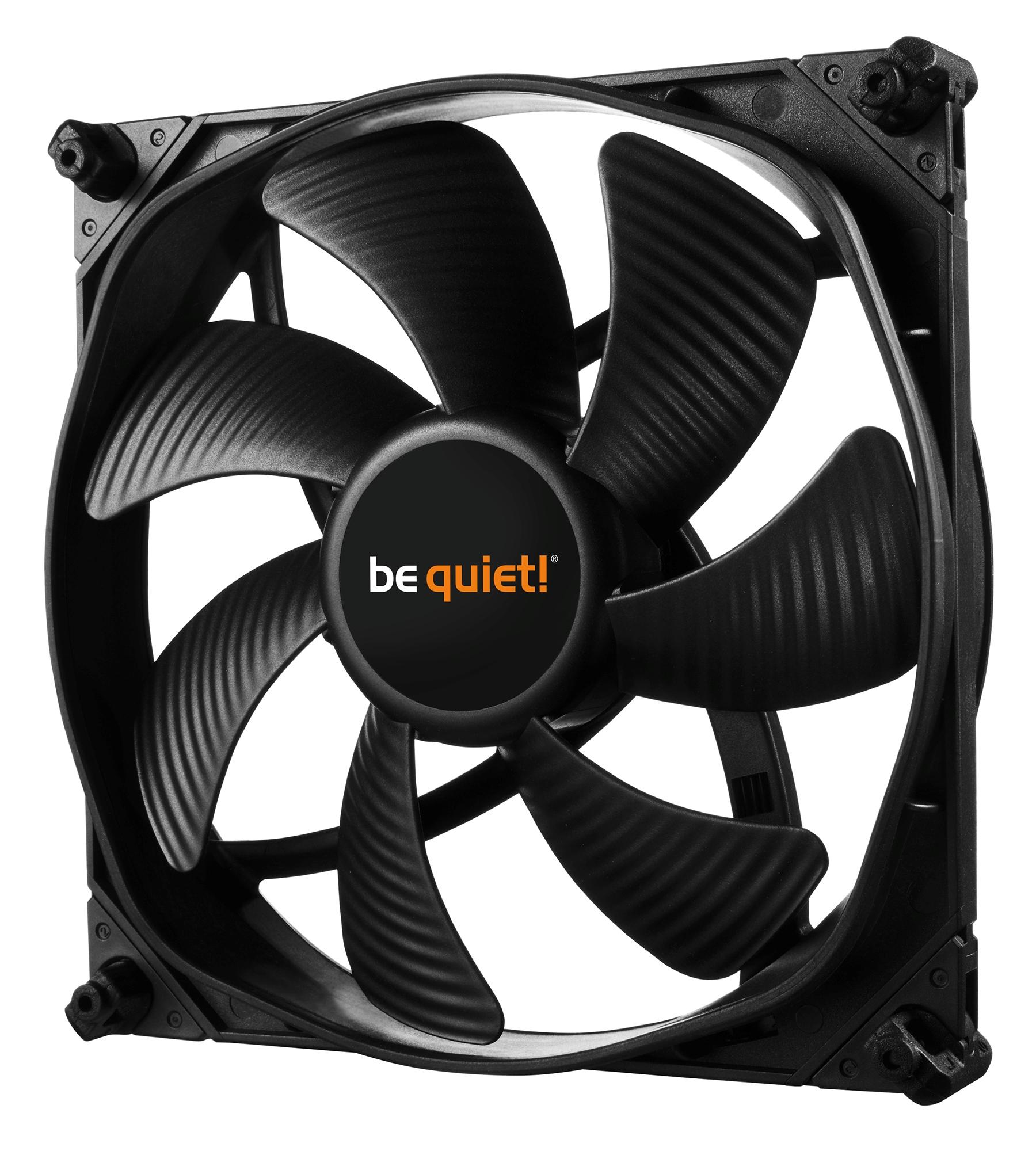 Silent Wings 3 (fan 140 mm, PWM, high-speed)
