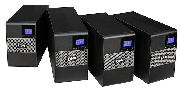 5P850i UPS (AC 160 - 290 Volt, 600 Watt, 850 VA, RS-232, USB, 6 output connectors)