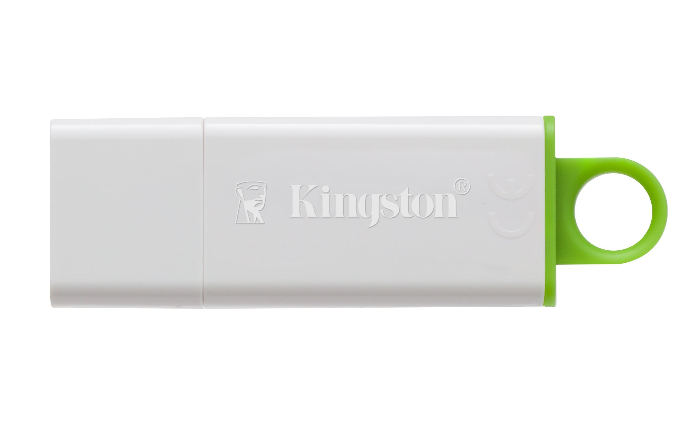 DataTraveler G4 USB flash drive 128 GB (USB 3.0, groen)