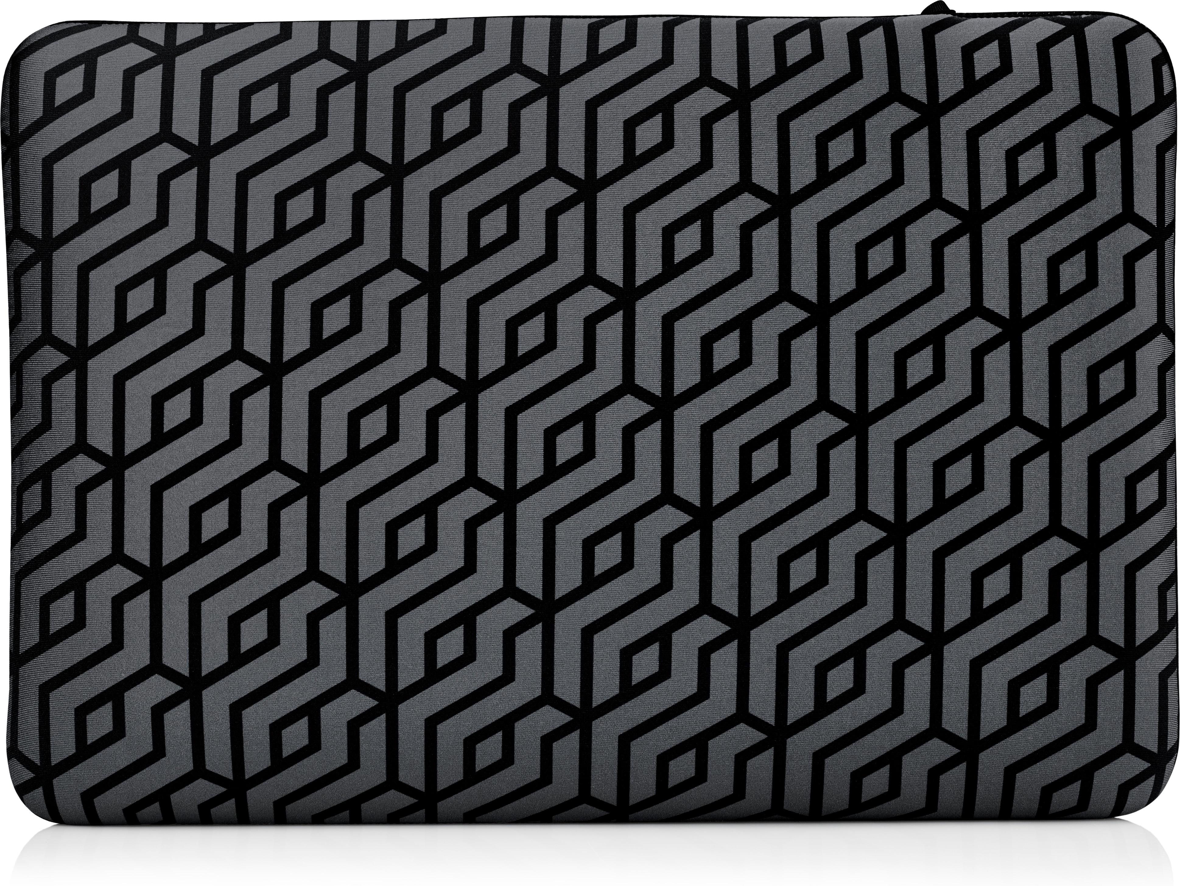 "Chroma Geo Rev Sleeve (15,6"", zwart/grijs)"