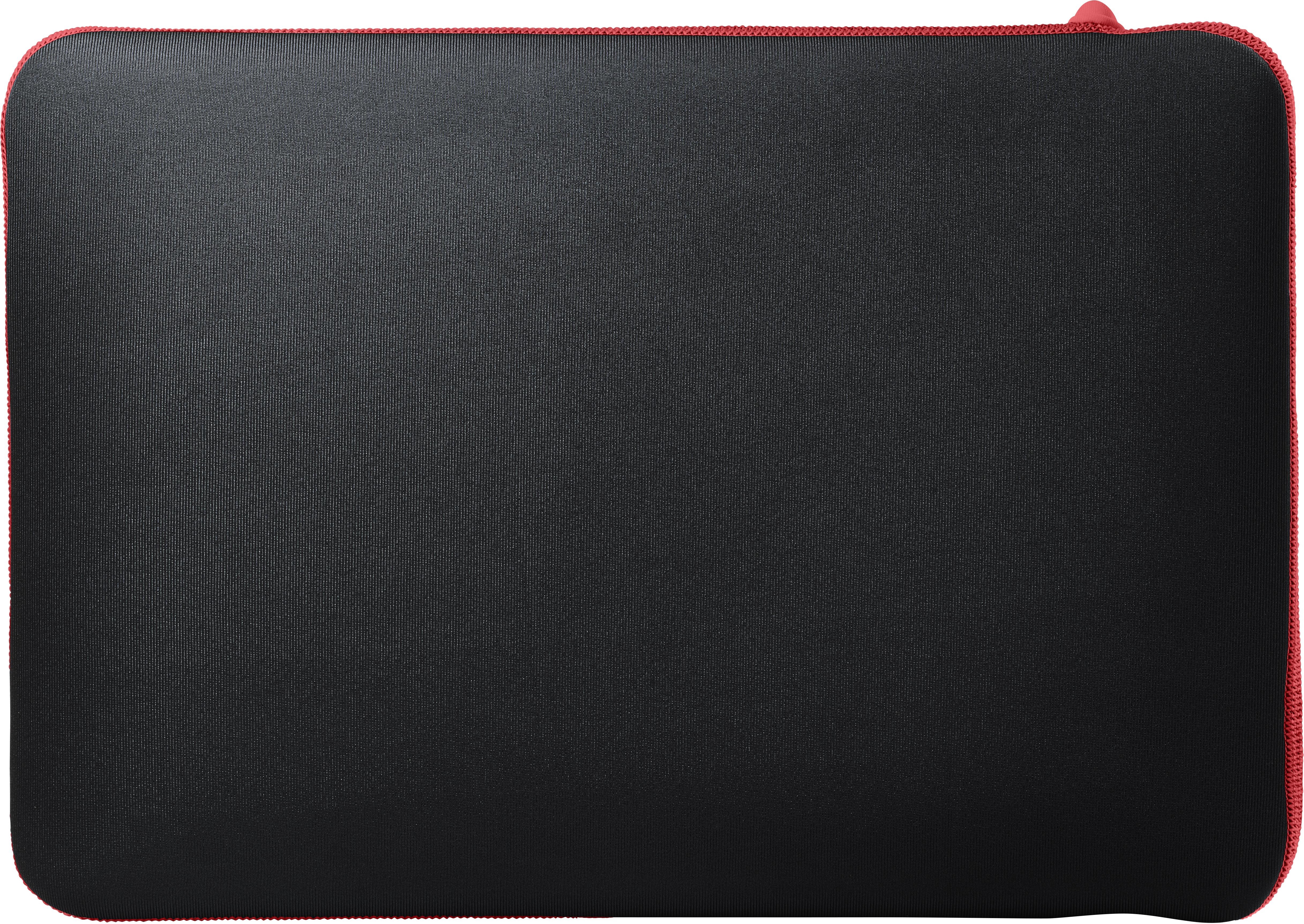 """Notebook Sleeve (15,6"""", zwart/rood)"""