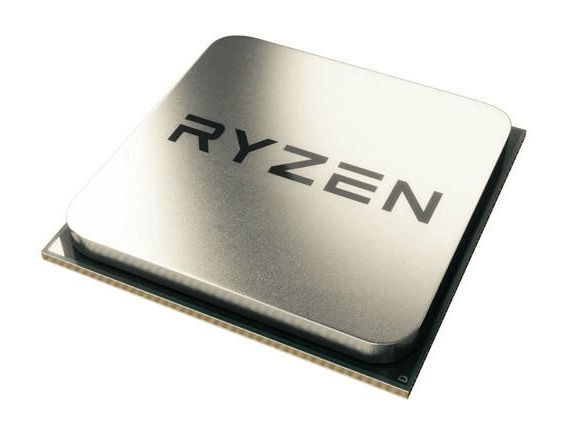 Socket AM4 : Ryzen 5-3600, 3,6 GHz, 6-core, 12 threads, 32 MB cache