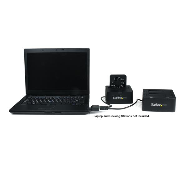 ExpressCard SuperSpeed USB 3.0 Card Adapter (2 poorten)