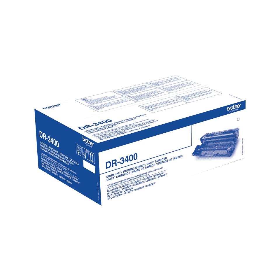 DR-3400 Drum (30.000 afdrukken)