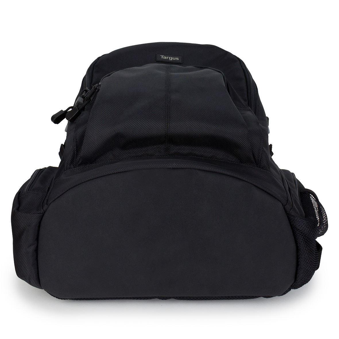CN600 Notebook Backpack (zwart, nylon)