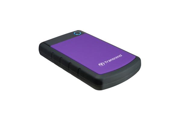 4000 GB StoreJet 25H3P External Hard drive (USB 3.0, 256-bit AES, purper)