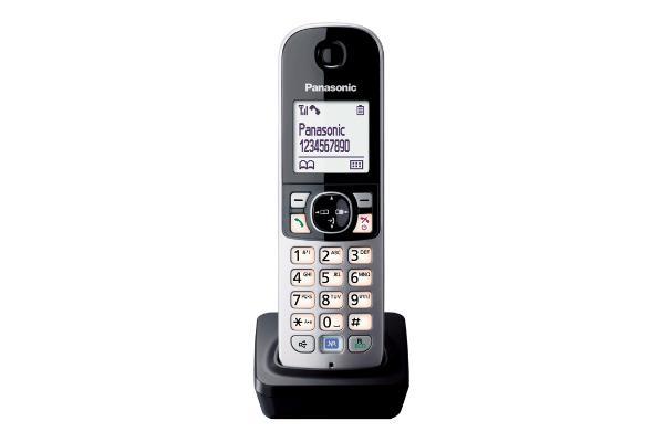 KX-TGA681 Cordless extension handset (met caller ID, DECT/GAP)