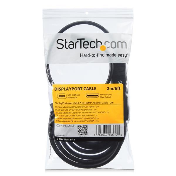 USB-C naar HDMI Adapterkabel (1 meter, 4K)