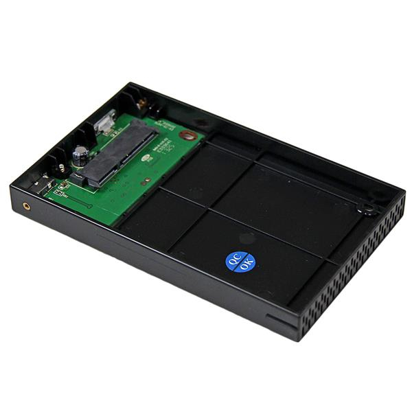 "2,5"" Aluminum USB 3.0 External SATA III SSD Hard Drive Enclosure"