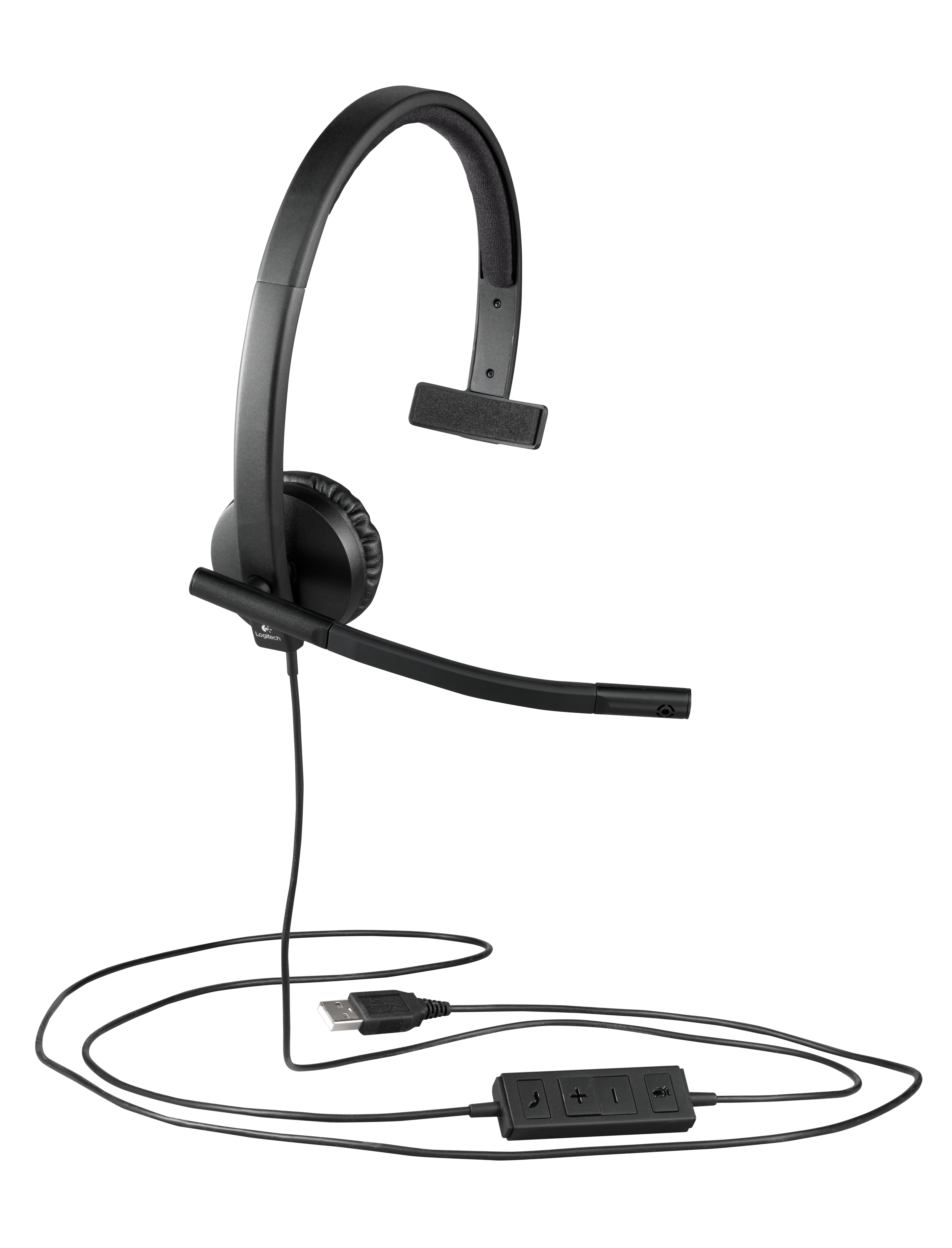H570e USB Headset (on-ear)