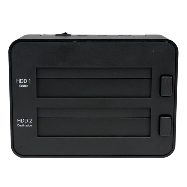 "USB 3.0 naar 2,5"" en 3,5"" SATA Hard Drive Docking Station & Standalone HDD SSD Duplicator"