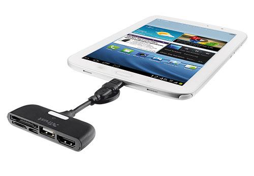 TV Connection Kit card reader
