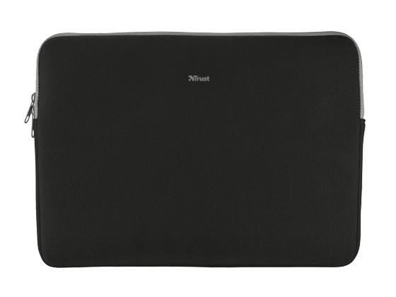 """Primo Soft Sleeve voor 13,3"""" laptops (zwart)"""