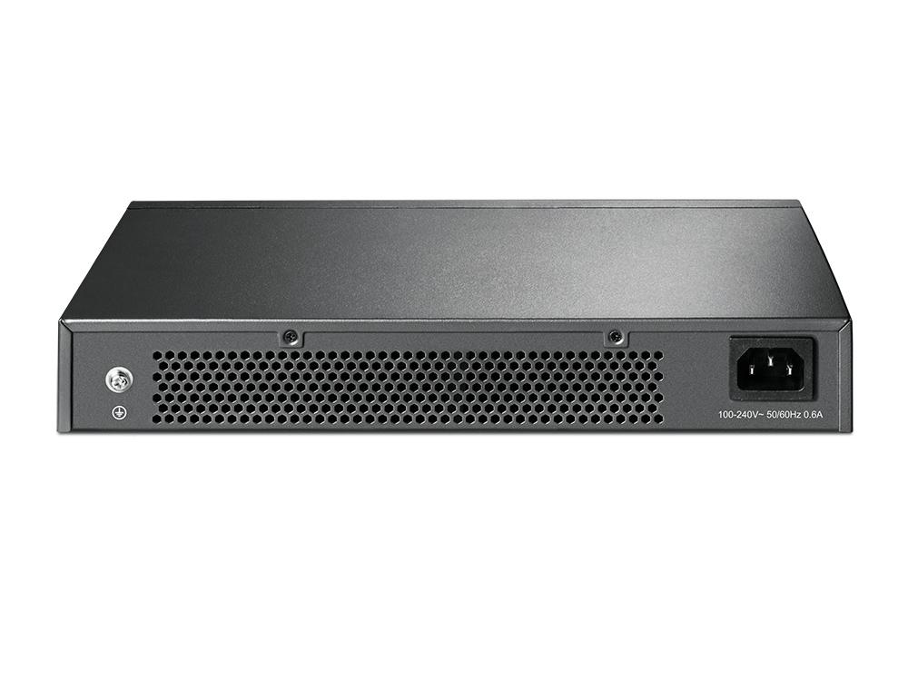 TL-SG1024DE JetStream Switch 24 poorten (rack-mountable)