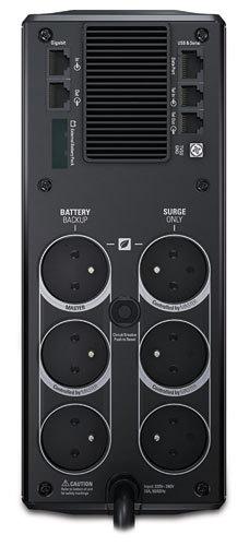 BR1500G-FR Power Saving Back-UPS RS 1500