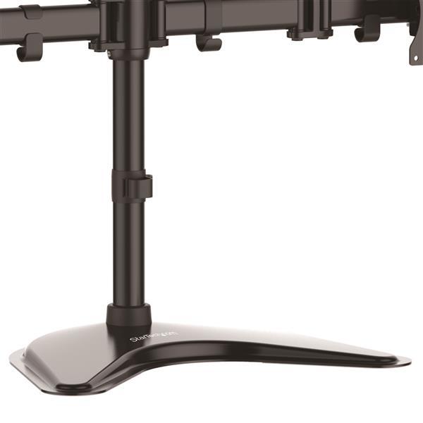"""Quad Monitor Stand (Heavy Duty Steel, voor 4 monitoren, tot 27"""")"""
