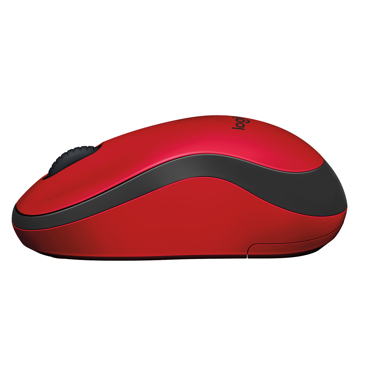 M220 Silent Mouse (USB wireless receiver, rood)