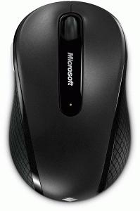 Wireless Mobile Mouse 4000 (USB, BlueTrack, zwart)