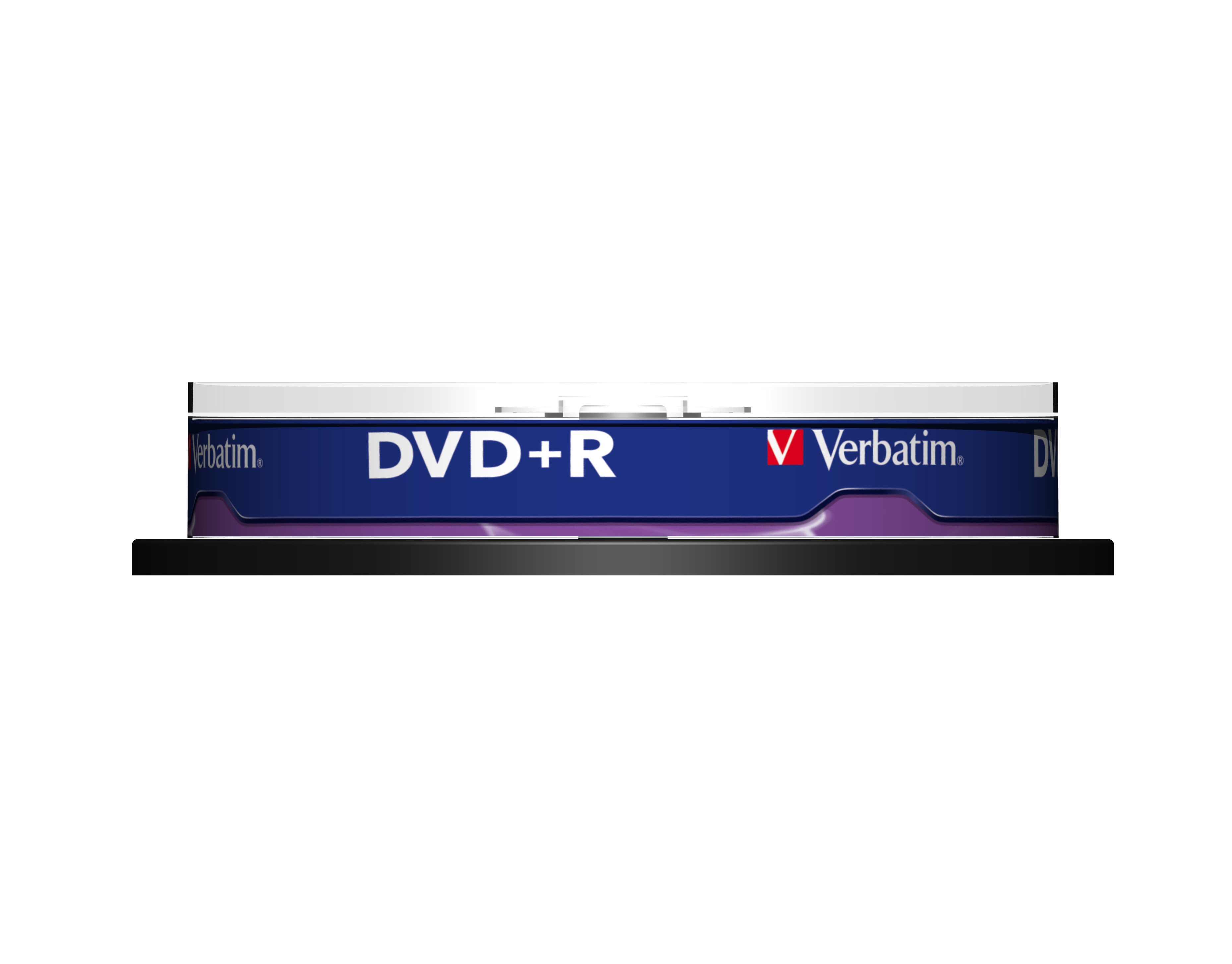 DVD+R 4,7 GB 16 speed (Advanced AZO, 10-spindel)