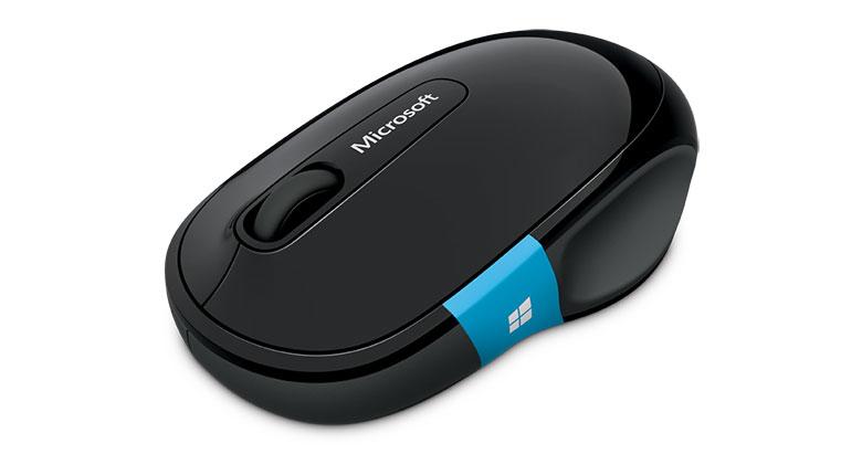 Sculpt Comfort BlueTooth Mouse (zwart)