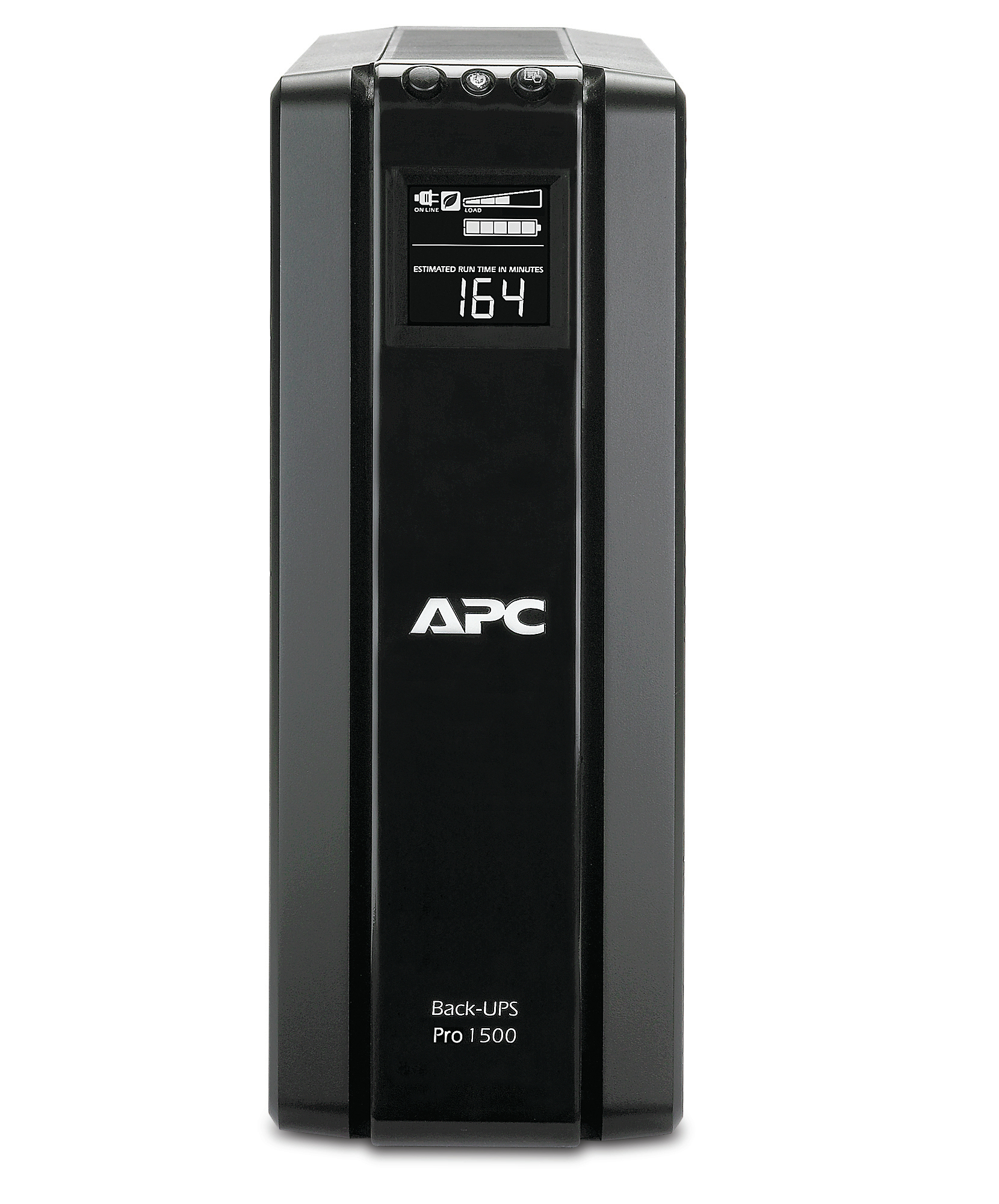Back-UPS Pro 1500 UPS (865 Watt , 1500 VA, USB, 6 output connectors)