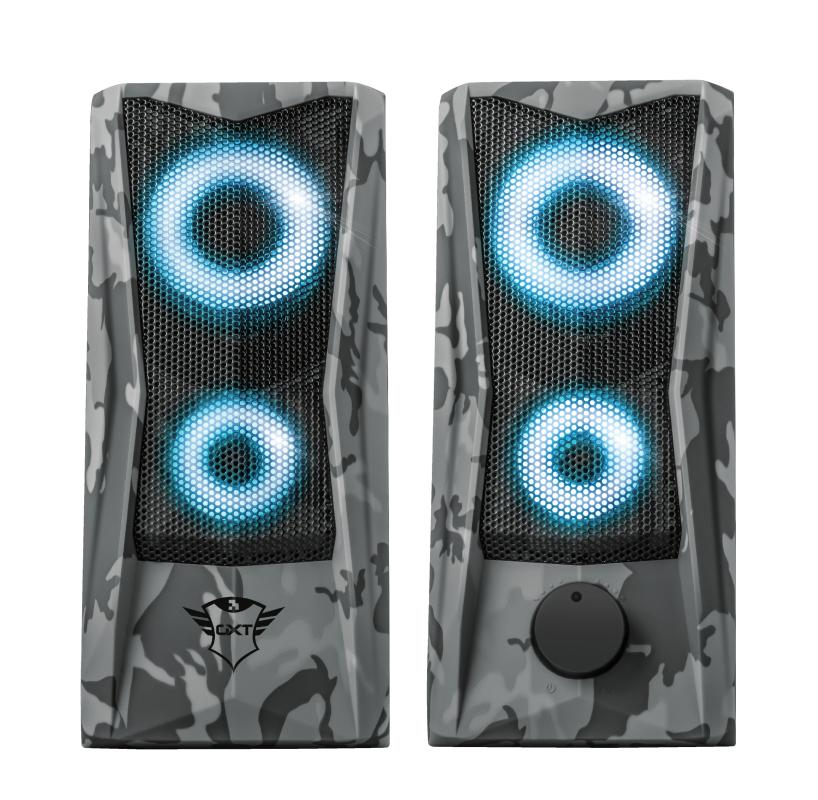 Javv Illuminated Speakers (USB)