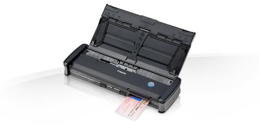ImageFormula P-215II Document scanner (duplex, 216 x 1000 mm, 600 dpi x 600 dpi, 15 ppm, ADF, USB 2.0)