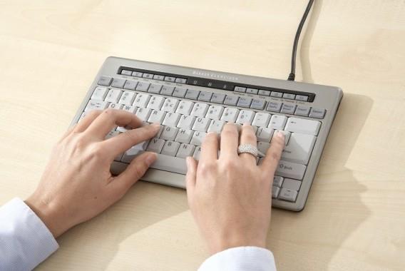 S-board 840 Keyboard (USB, US)