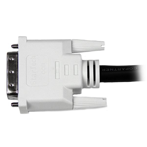 DVI-D Dual Link monitorkabel M/M (1 meter)