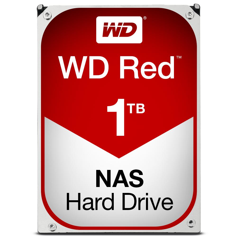 "1000 GB WD10EFRX (3,5"", SATA-600, 64 MB cache)"