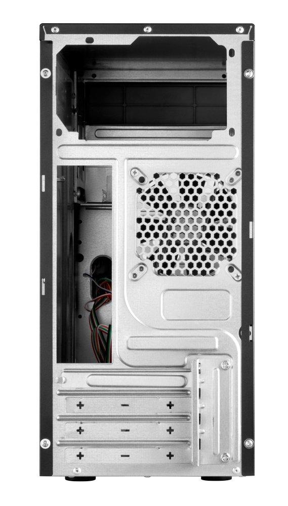 VSK-3000B U3/U2 Tower (mATX, zwart)