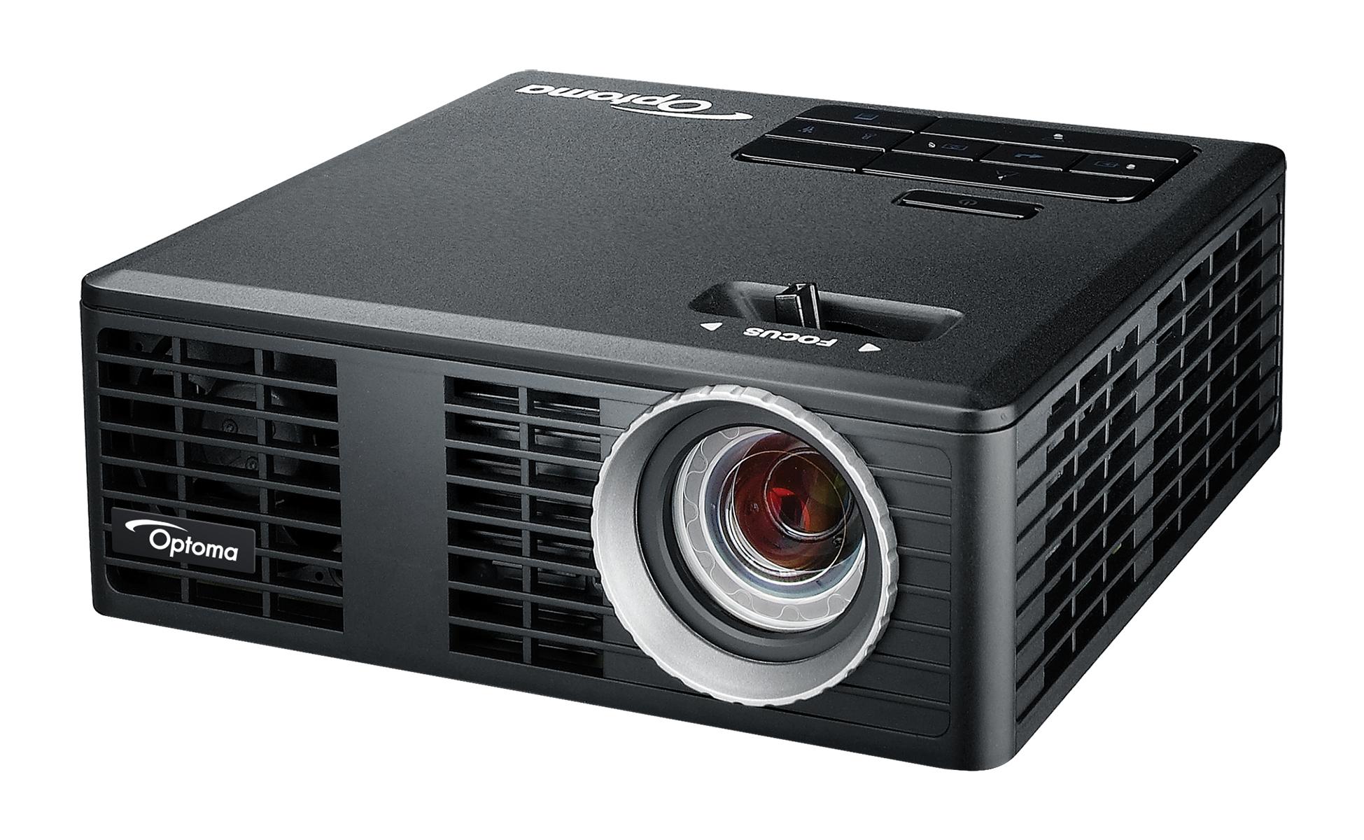 ML750e DLP projector (3D, 700 lumens, 1280 x 800, widescreen, HD 720p)
