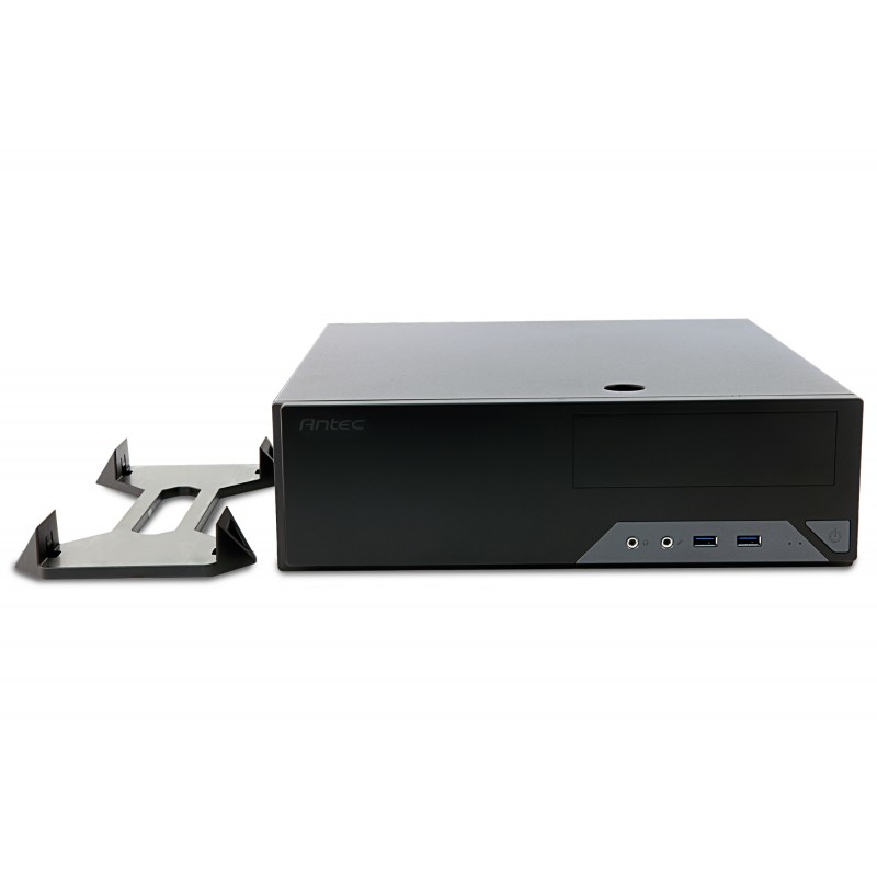 VSK2000-U3 Computer Case (micro ATX, zwart)