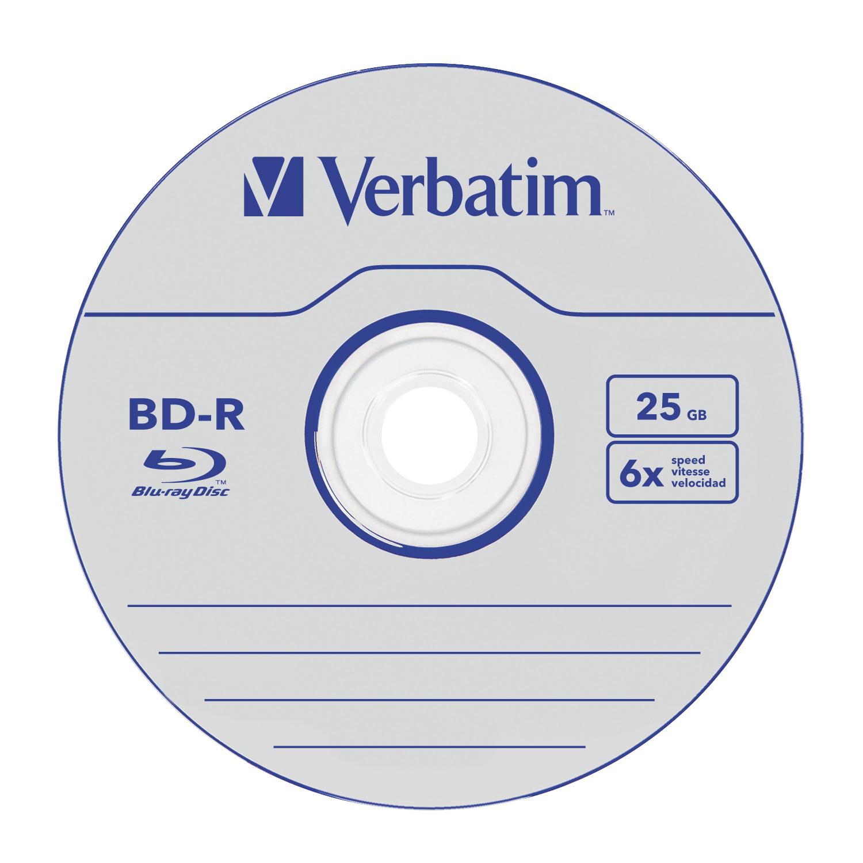 DataLife BD-R 25 GB 6 speed (25-spindel)