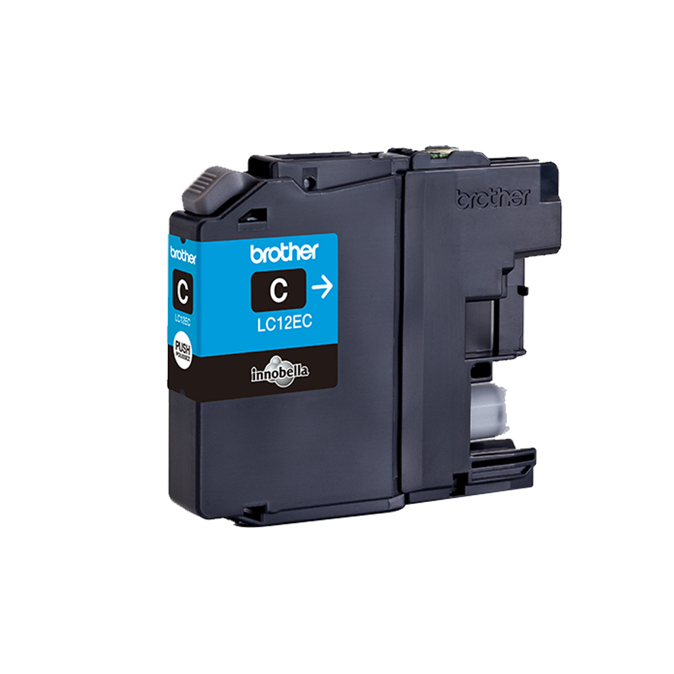 LC125XLC inkjetcartridge cyaan (1200 afdrukken)