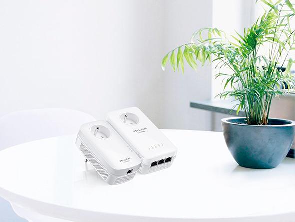 TL-WPA8635P KIT(BE) AV1300 Powerline WiFi-kit (1200 Mbps)