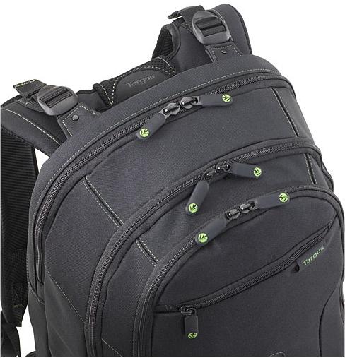 """TBB013EU EcoSpruce Backpack (zwart, 15,6"""")"""
