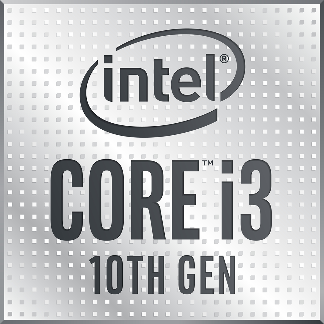 Socket 1200 : Core i3-10100, 3,6 GHz, 4 cores, 8 threads, 6 MB cache
