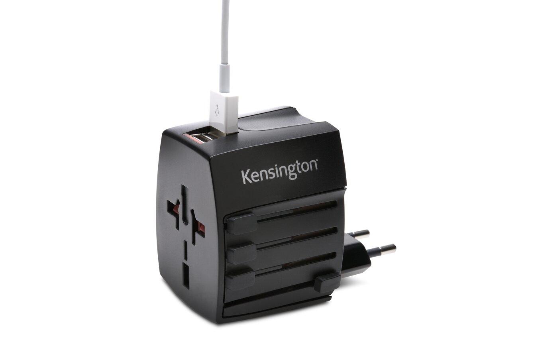 International Travel Adapter (2 USB-poorten 2,4 A)