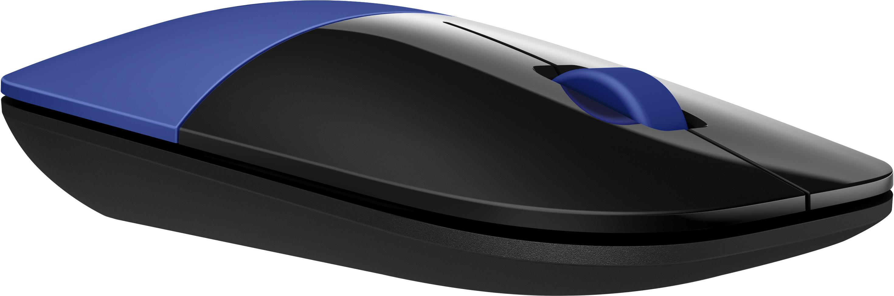 Z3700 Wireless Mouse (blauw)