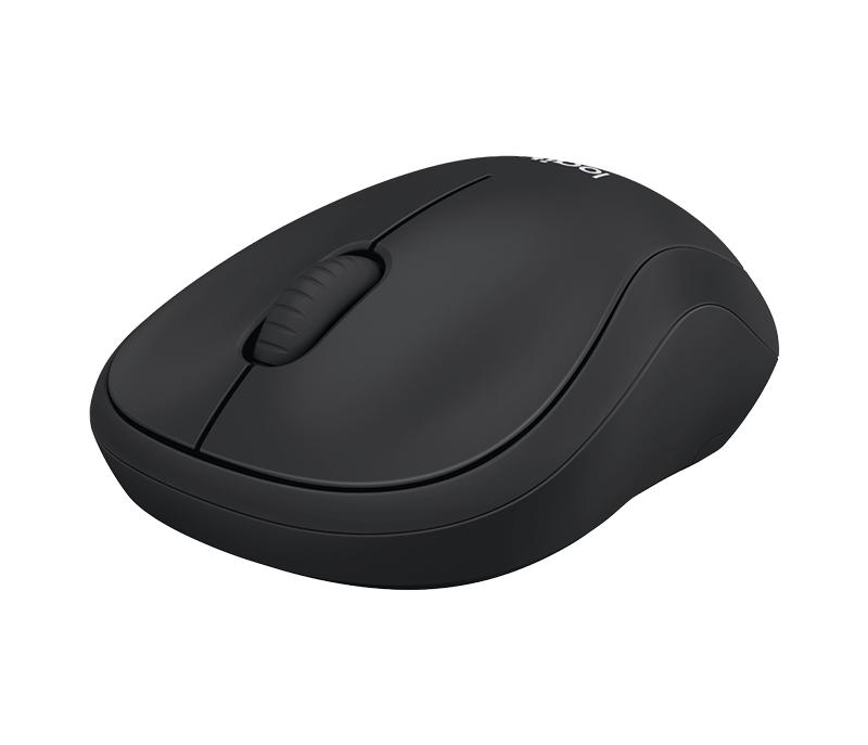B220 Silent Mouse (USB wireless receiver, grijs)