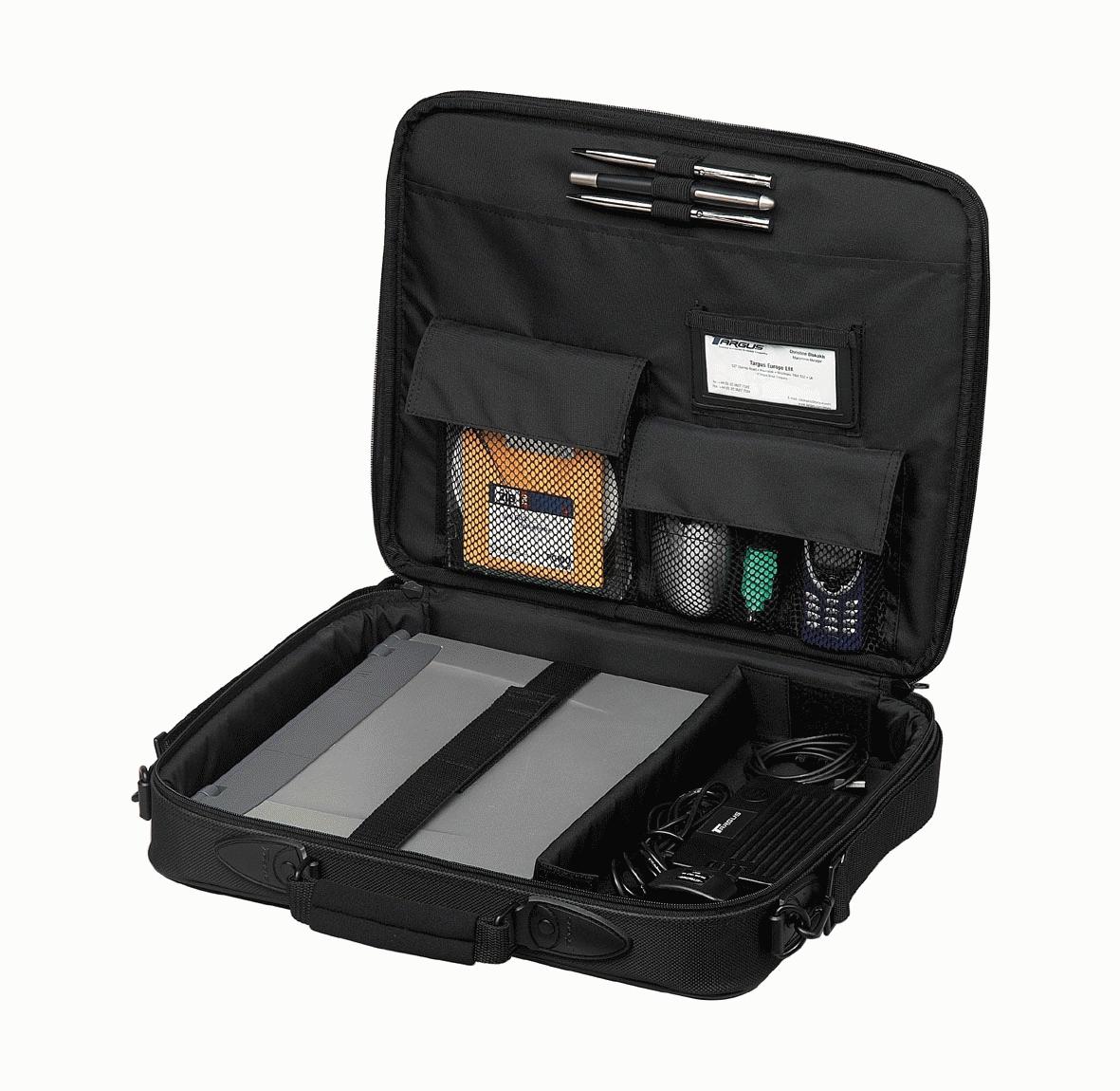 """Notebook carrying case (15,6"""", zwart)"""